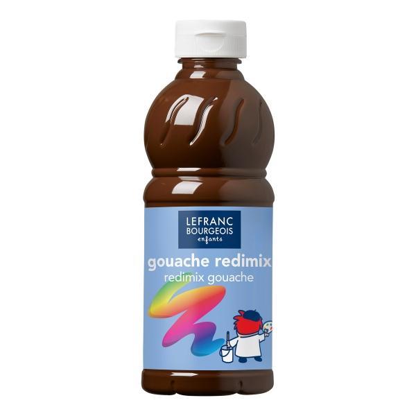 GUACHE 500 ml CASTANHO