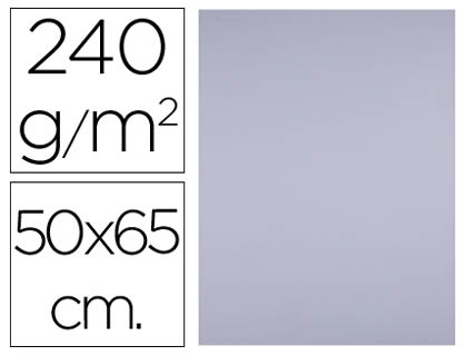 CARTOLINA 240G/50X65 LILAS