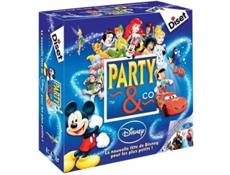 PARTY DISNEY LITE 46502