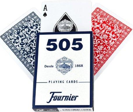 BARALHO DE CARTAS FOURNIER 505