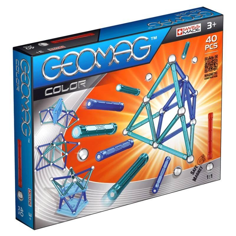 GEOMAG COLOR 40 PCS 252