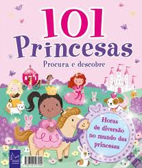 101 PRINCESAS – PROCURA E DESCOBRE – EEN111260