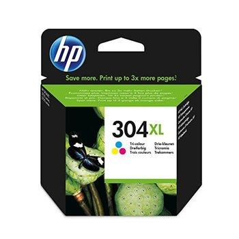 Tinteiro Cores HP Deskjet 3720/3730 – 304XL C