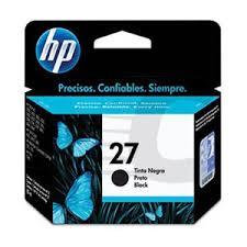 TINT.HP C8727A 27 PRETO