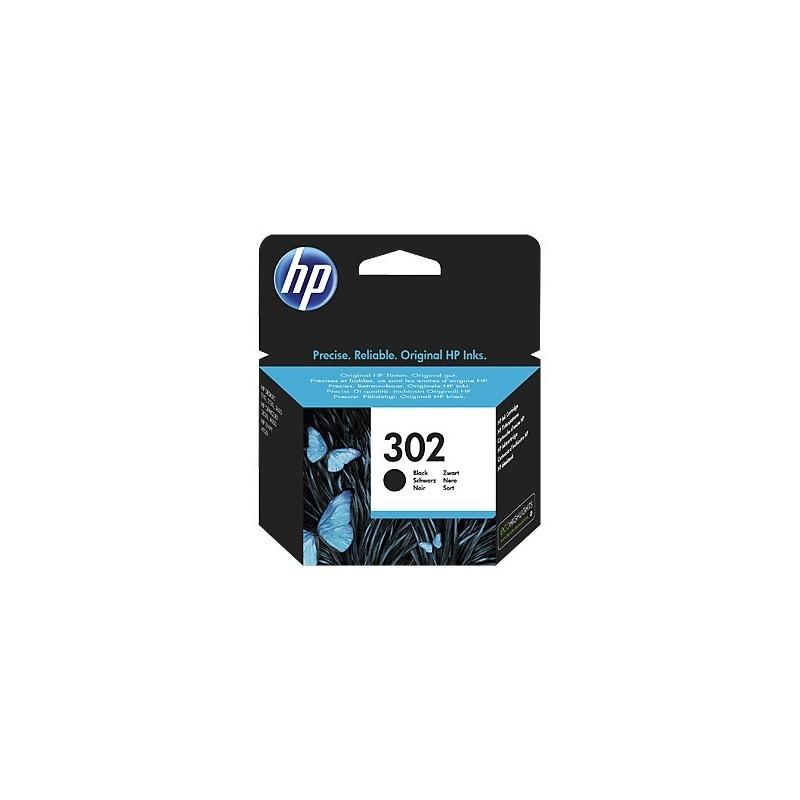TINT.HP HPF6U66A 302 PRETO