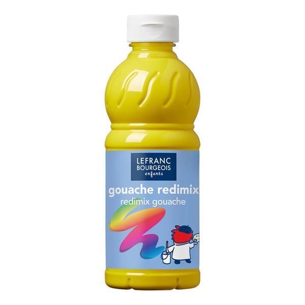 GUACHE 500 ml AMARELO