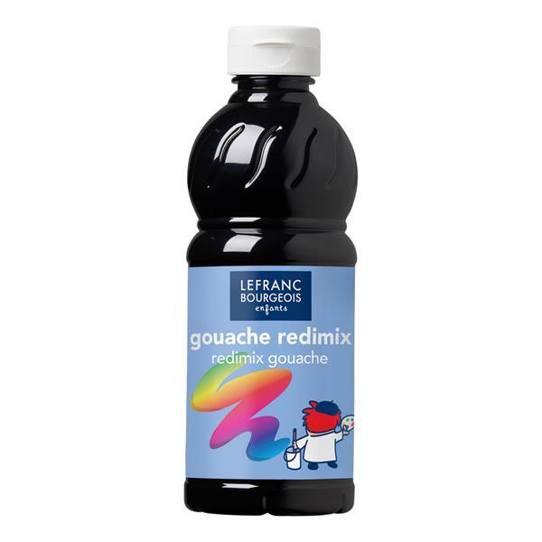 GUACHE 500 ml PRETO