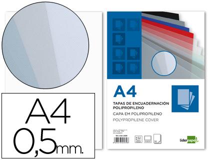 CAPA ENCADERNAÇAO A4 TRANSP. 0,5MM – 64040