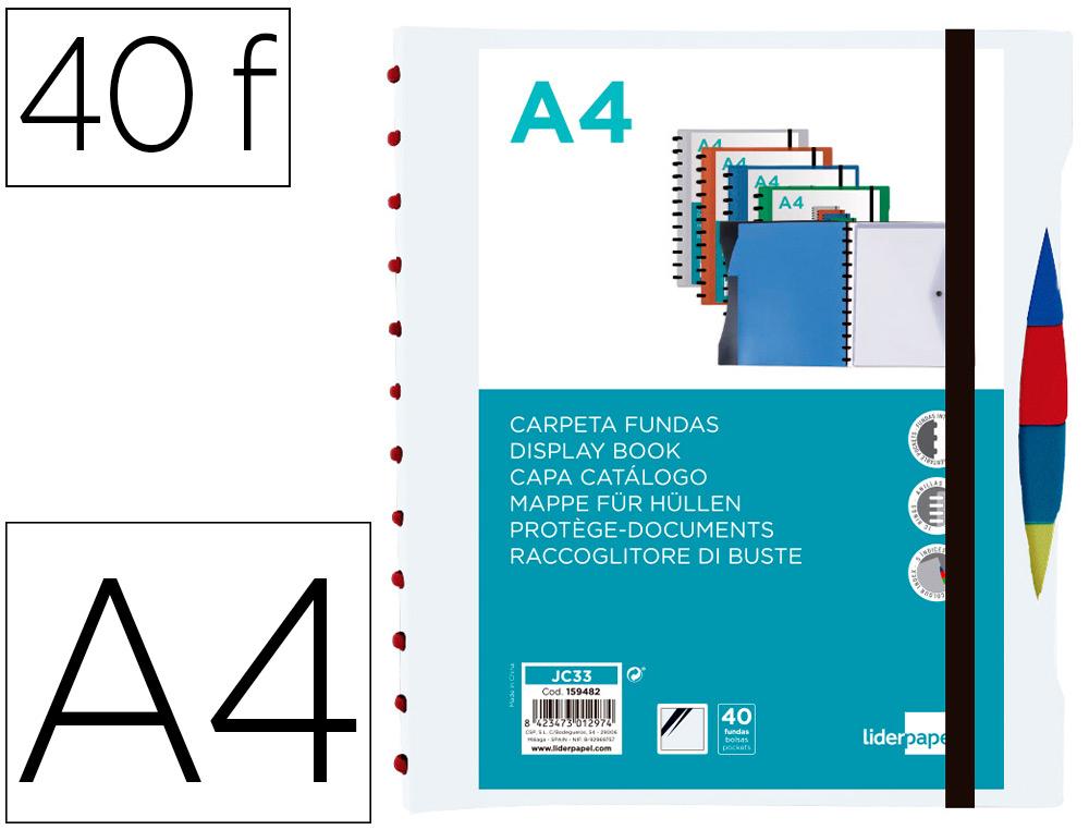 CATALOGO 40 BOLSAS EXTRAÍVEIS C/SEP. TRANSP – 159482